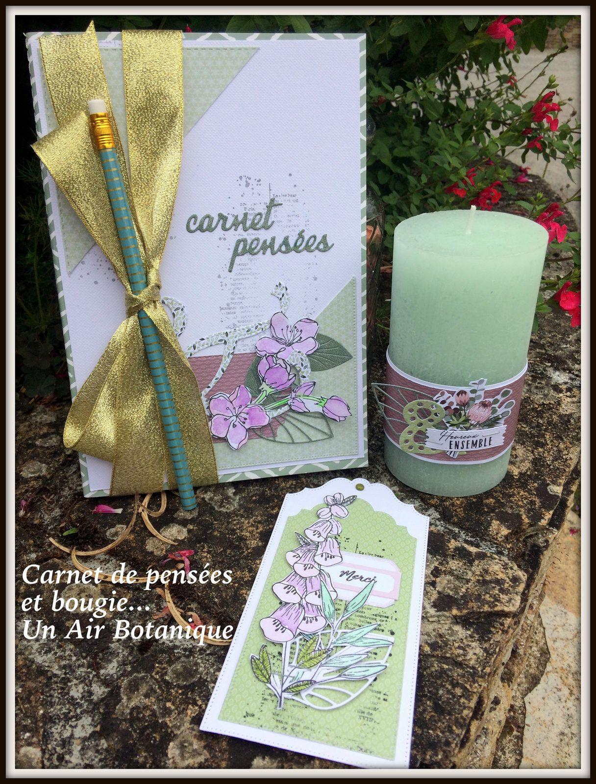 Pack un air botanique
