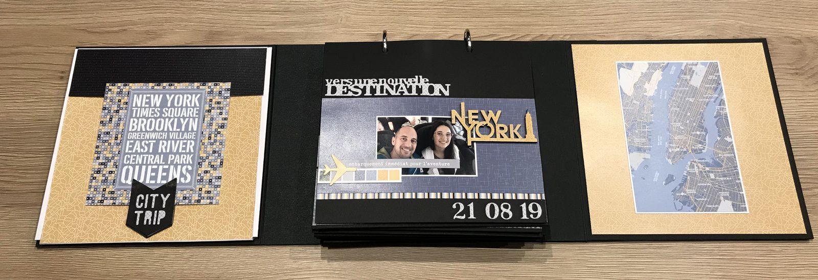 pack un air New Yorkais