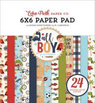 PAPER PAD - All Boy