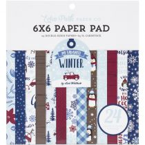 PAPER PAD - My Favourite Winter