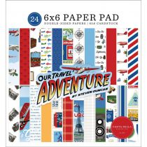 PAPER PAD - Our Travel Adventure