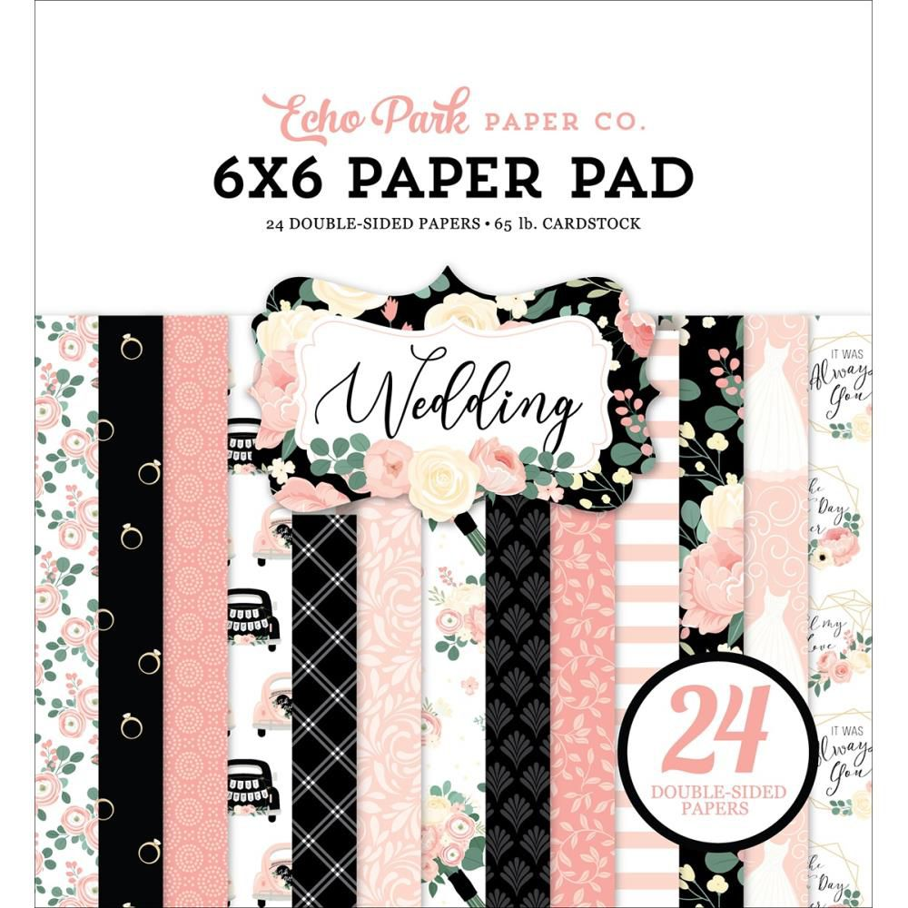PAPER PAD - WEDDING