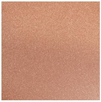 PAPIER EFFET METALLIQUE PAILLETTES FINES - ROSE GOLD