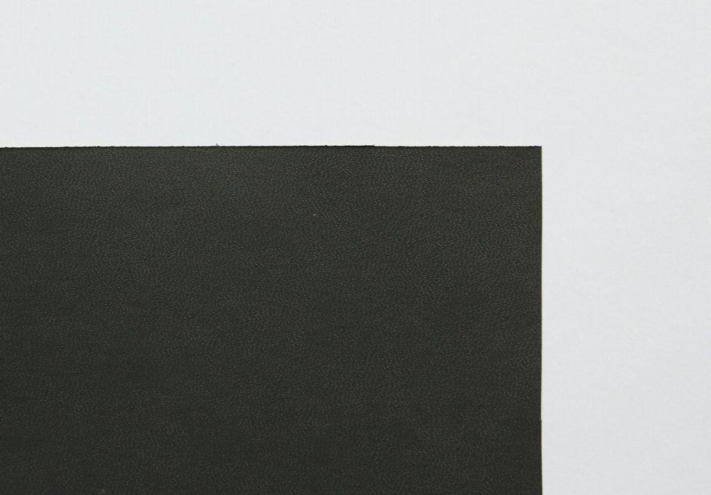 PAPIER GRIS/NOIR ASPECT ET TOUCHER CUIR ADHÉSIF