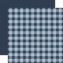 PAPIER IMPRIME ALL BOY - All Boy Plaid