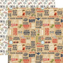 PAPIER IMPRIME ALL BOY - That\'s My Boy