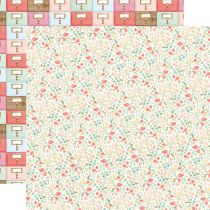 PAPIER IMPRIME FARMHOUSE MARKET - Antique Floral