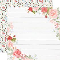 PAPIER IMPRIME FARMHOUSE MARKET - Floral Corners