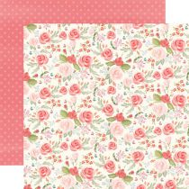 PAPIER IMPRIME FARMHOUSE MARKET - Lovely Floral