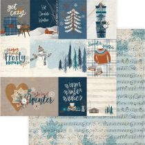 PAPIER IMPRIME FOR THE LOVE OF WINTER - GET COZY