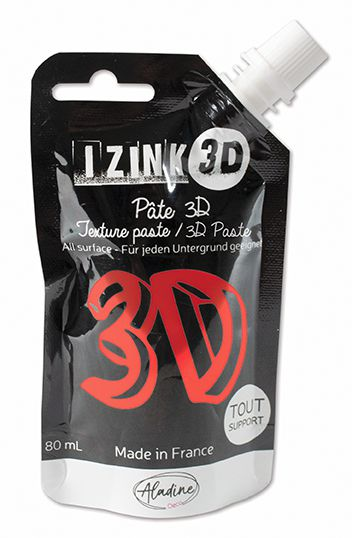 PATE DECORATIVE IZINK 3D TOMATO