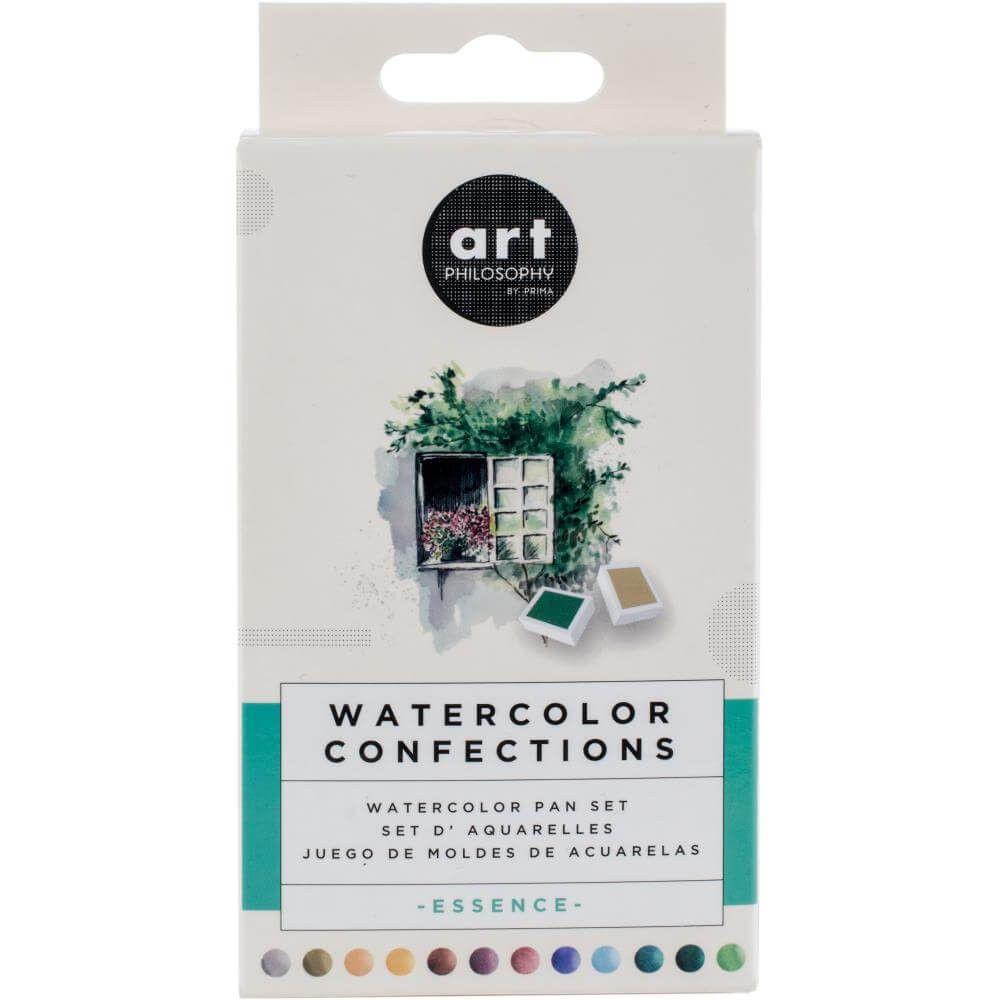 PEINTURES AQUARELLES - Watercolor Confections Essence