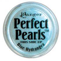Perfect pearl pigment powder - blue hydrangea