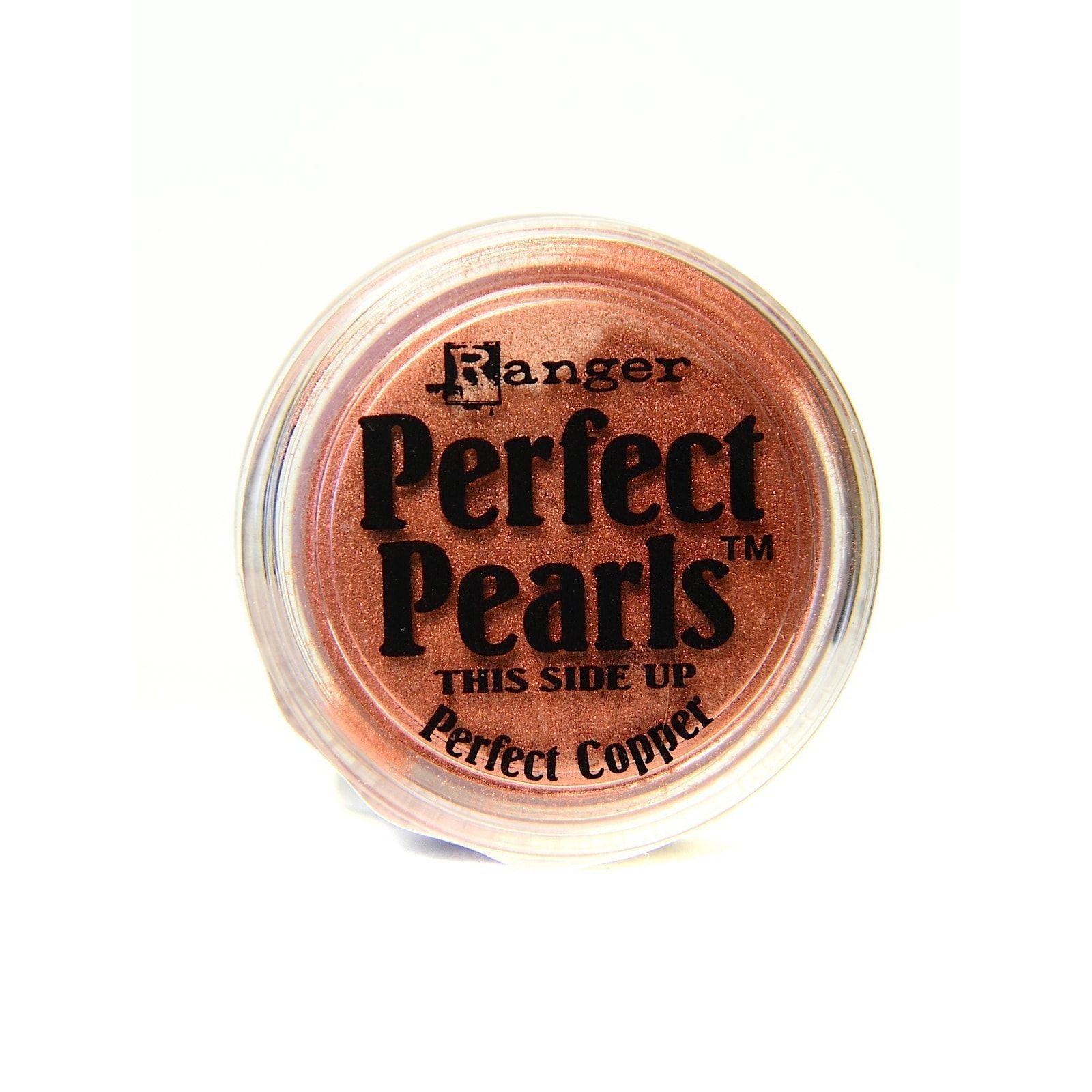 Perfect pearl pigment powder - copper