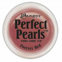 Perfect pearl pigment powder - forever red