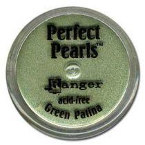 Perfect pearl pigment powder - green patina