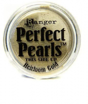 Perfect pearl pigment powder - heirloom gold