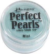 Perfect pearl pigment powder - mint