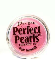 Perfect pearl pigment powder - pink gumboil