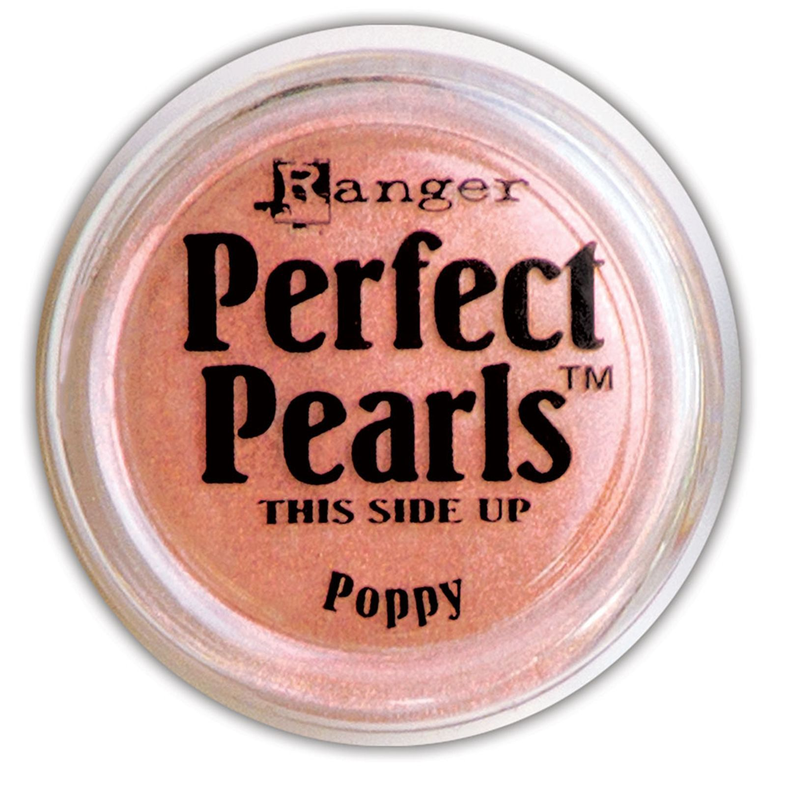 Perfect pearl pigment powder - poppy