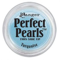 Perfect pearl pigment powder - turquoise