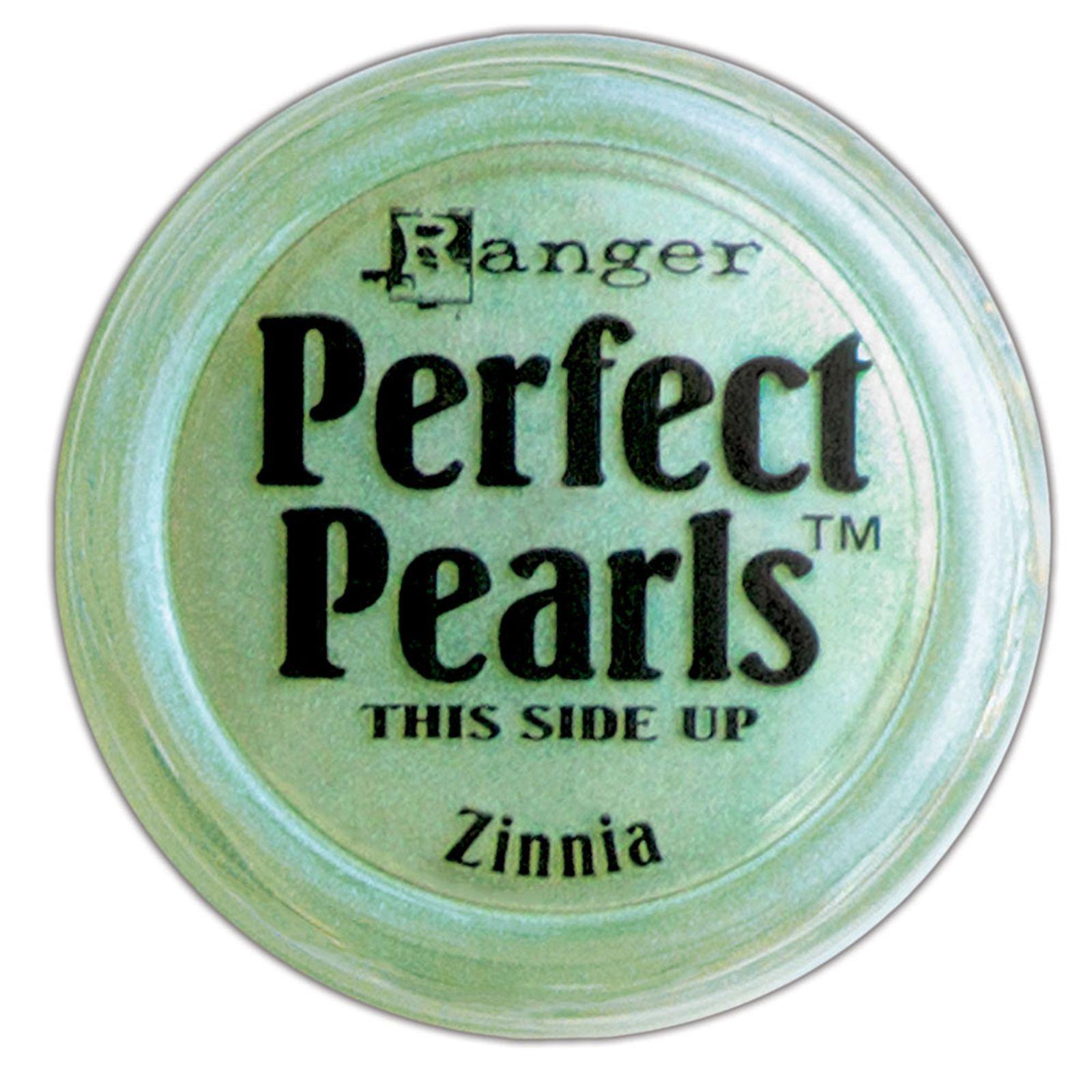Perfect pearl pigment powder - zinnia