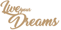 PHRASE DECO MDF 3 MM LIVE YOUR DREAMS