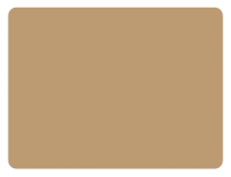 PLAQUE BORDS ARRONDIS 15X20 CM