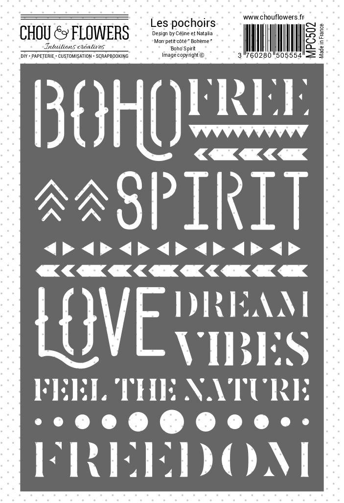 POCHOIR - Boho Spirit