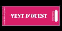 POCHOIR MINI VENT D\'OUEST