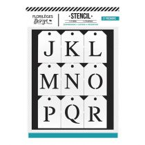 POCHOIRS - Alphabet