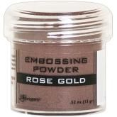POUDRE A EMBOSSER - Rose Gold