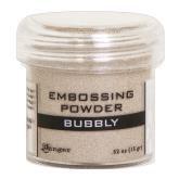 POUDRE A EMBOSSER BEIGE - Bubbly