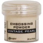POUDRE A EMBOSSER BEIGE- Vintage Pearl