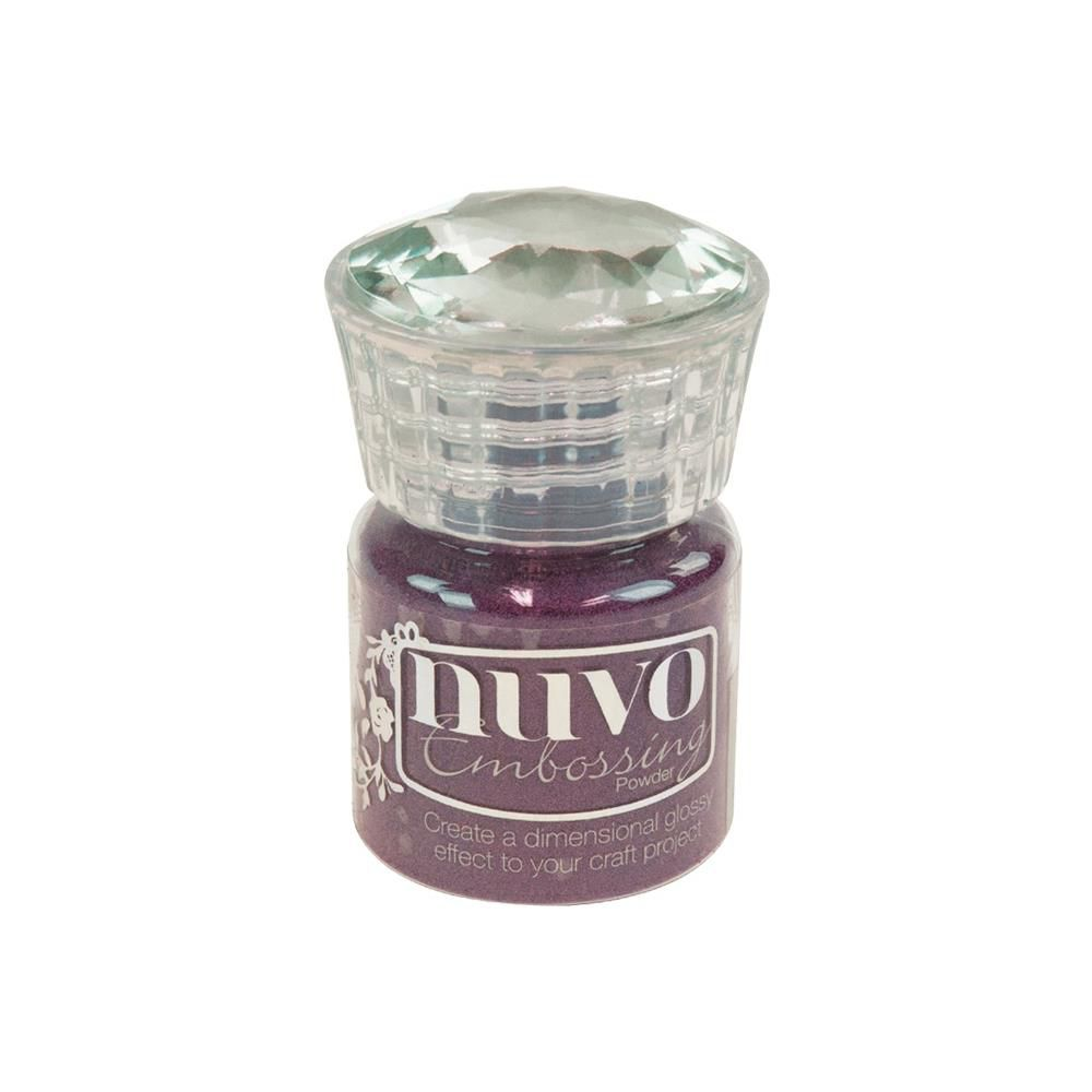 POUDRE A EMBOSSER NUVO - Crushed Mulberry
