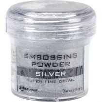 POUDRE A EMBOSSER SUPER FINE ARGENT - Silver