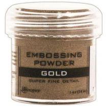 POUDRE A EMBOSSER SUPER FINE OR - Gold
