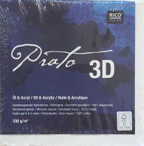 PRATO 3D CHASSIS ENTOILE 14 X 14 CM
