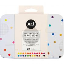 Prima Watercolor confetti set 24 colours
