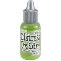 RECHARGE ENCRE DISTRESS OXIDE MOWED LAWN