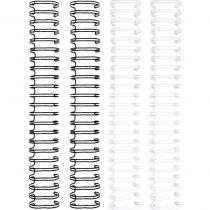RELIURE CINCH 1\'\' (2.5 cm) - Noir et Blanc