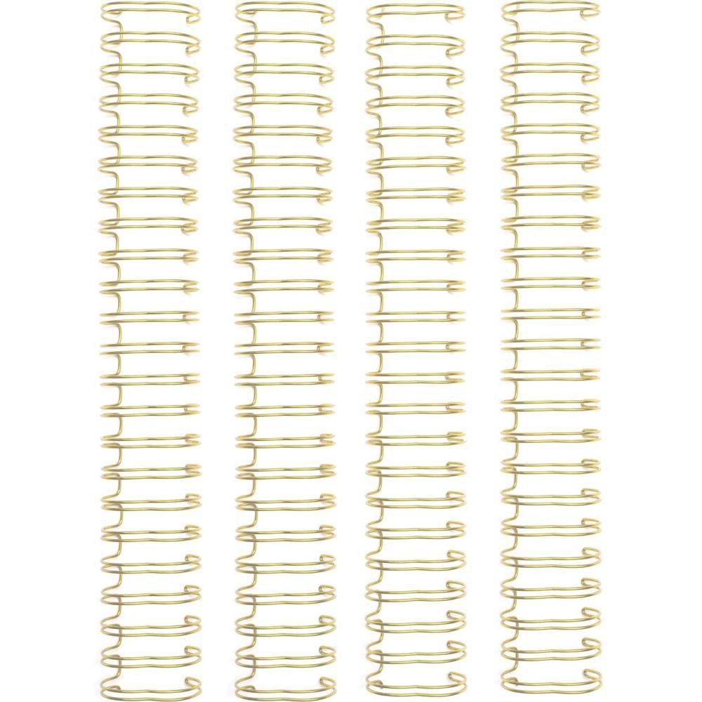 RELIURE CINCH 1\'\' (2.5 cm) - Or