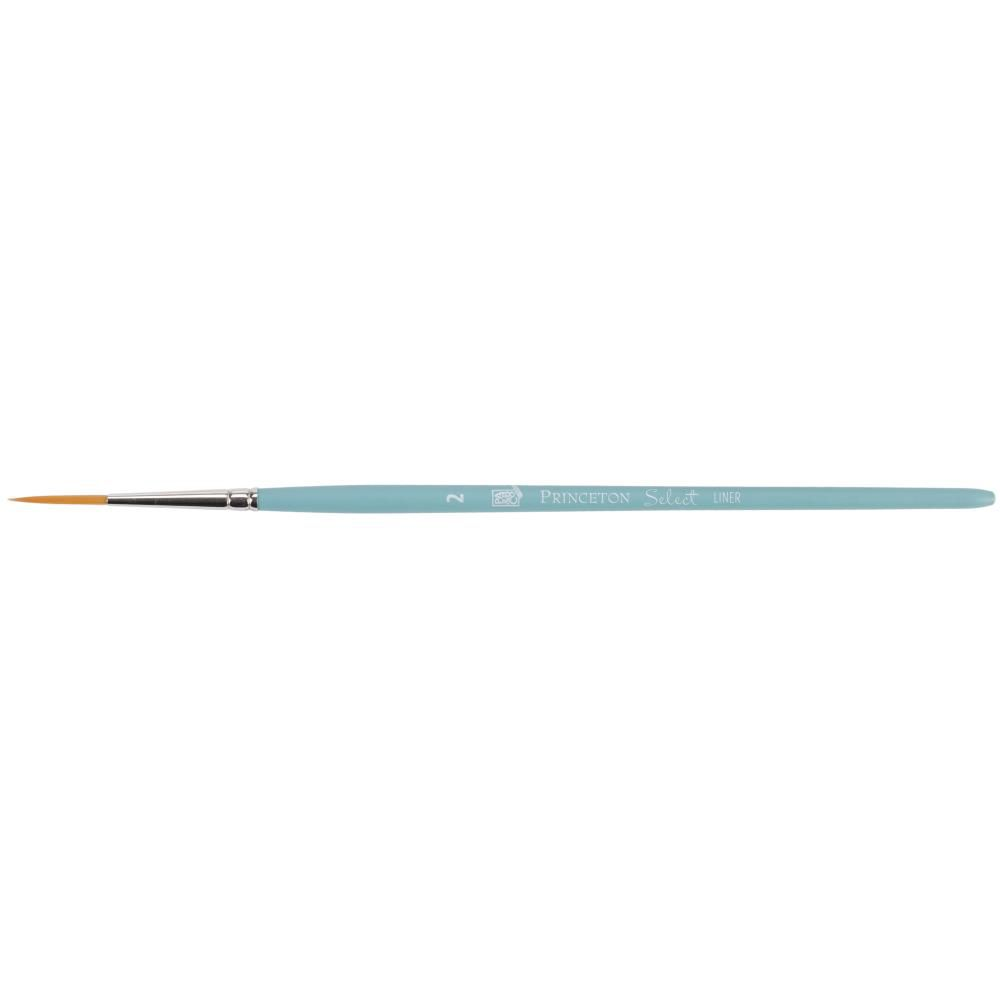 Select Synthetic Brush Liner Size 2
