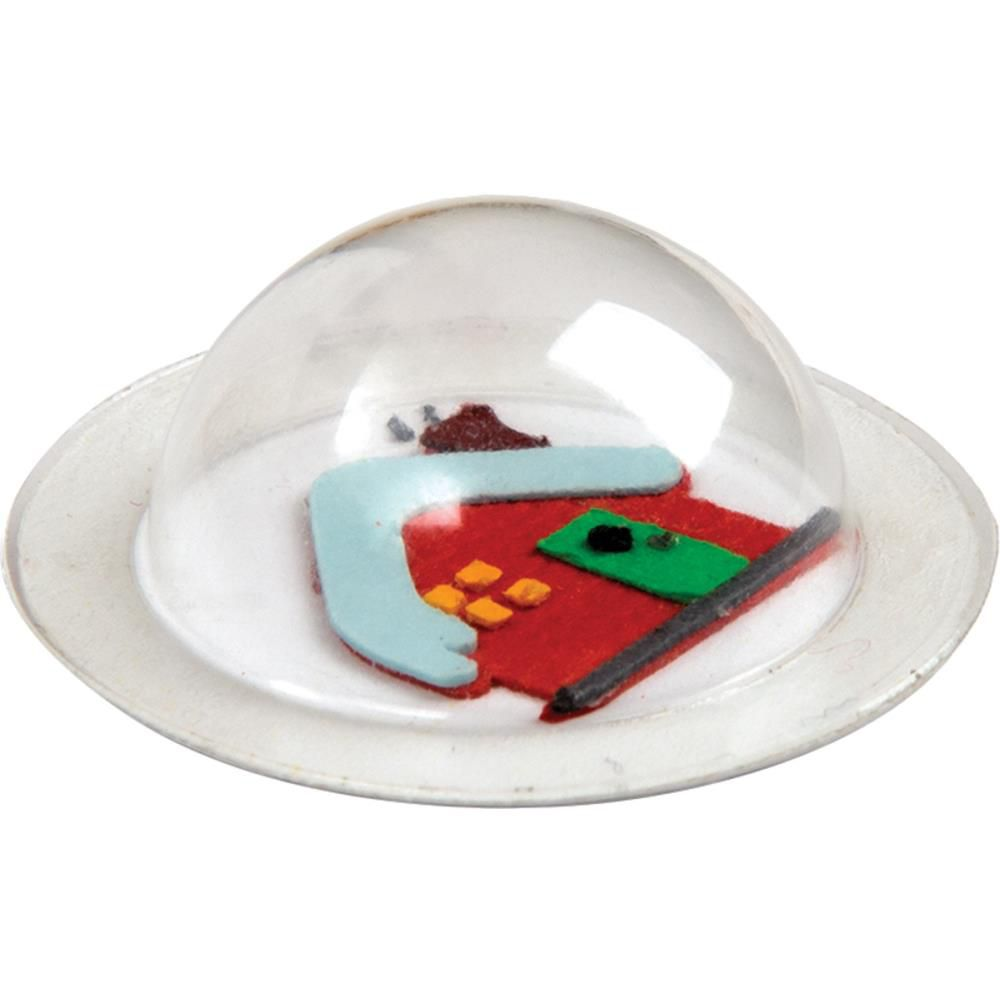 """Sizzix 12 Dimensional Domes - 1.25\"""""""