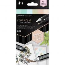 Spectrum Noir Classique Alcohol Markers - Tinted Naturals