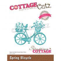 "Spring Bicycle 3.3\""X2.5\"""