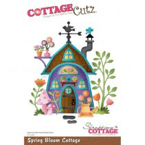 "Spring Bloom Cottage 3""X3.6\"""