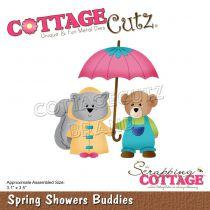 "Spring Showers Buddies 3.1\""X3.5\"""