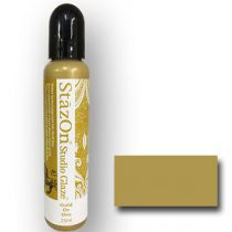 StazOn Studio Glaze Gold