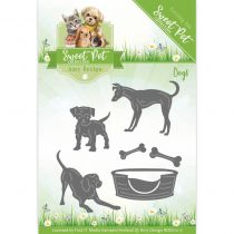 SWEET PET COLLECTION CUTTING DIE - Dogs